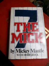 Mickey Mantle Book Chattanooga