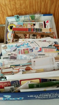 Scrapbook stickers...assorted over 100...all new Grifton, 28530