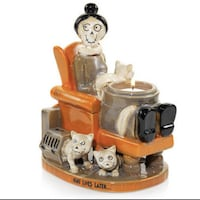 Yankee Candle Boney Bunch Nine Lives Later Wake Forest