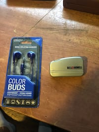 Bell + Howell hearing aid