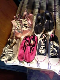 Girls shoes size 12 & 13