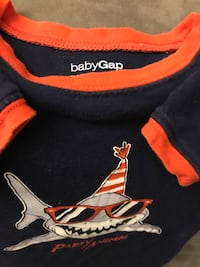 Baby Gap 2 years old