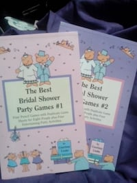 The Best Bridal Shower. Games
