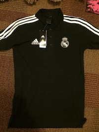 BLACK REAL MADRID TRAINING POLO Beltsville, 20705