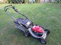Lawn mowing and lawn care starting from 50$ done right the first time with free estimates Burlington