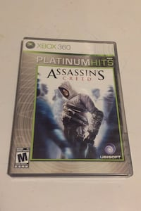 Assassin's Creed PlatinumHits Xbox 360 Vaughan, L4K 1H2