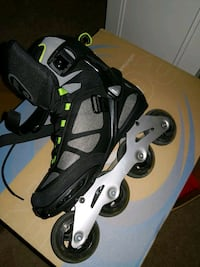 pair of black-and-gray inline skates Alexandria, 22314