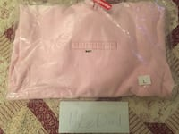 Supreme pink hoody large  New York, 10019