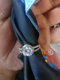 Very real looking  diamond ring Downey, 90241