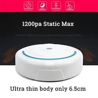 Brand New Smart Robotic Cleaner Low Noise Electrostatic Cleaning Detroit