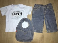 My first Levi's outfit Toronto, M3A 0A4
