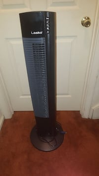 New Lasko tower fan with remote control Springfield, 22153