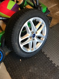 Ford Rim and Brand New Tire