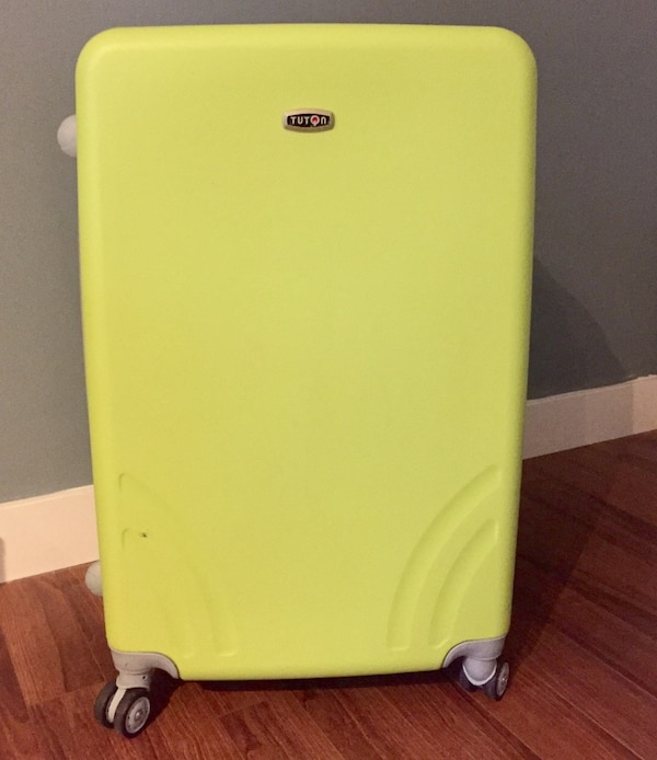 Brand new hardcase light suitcase luggage