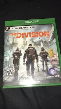 Xbox one tom clancy's the division game Roy, 84067