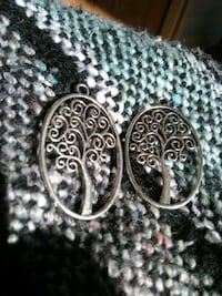 Two Tree of Life starter earring charms Waynesville, 28785