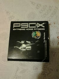 P90X Extreme home fitness box Newport News, 23607