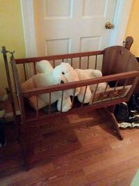 Wooden cradle Angier, 27501