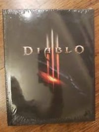 New never opened Diablo III Limited Edition Manassas