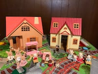 """Calico Critters """"NEGOTIABLE"""" Centreville, 20121"""