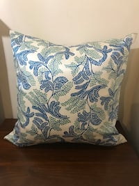 Silk And Down Accent Pillow From indigo  Toronto, M9A 4W6