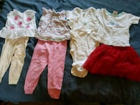 Girls 18 to 24 month clothes  Colorado Springs, 80904