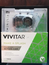 Waterproof camera come with wireless remote bicycle mount water proof case brand new in box great for Alaska if you wanna capture an adventure this is the camera for you Anchorage, 99505