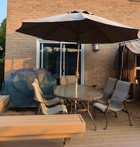 Need it gone today! Exclusive Lloyd Flanders patio set  Markham, L3P