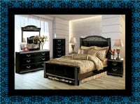 11pc Ashley bedroom set Upper Marlboro, 20772