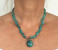 9 Real Turquoise Necklaces and Earrings Rockville, 20852