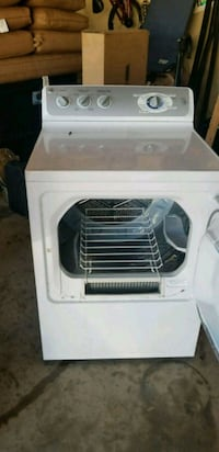 white front load clothes dryer Murfreesboro, 37128