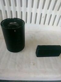 black and gray portable speaker Independence, 64050