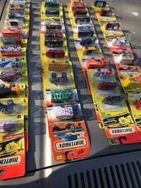 Assorted die cast car collection Tracy, 95304