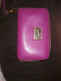 pink leather Michael Kors wristlet Sacramento, 95838