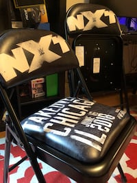 NXT Takeover Chicago Ringside chairs Chicago, 60647