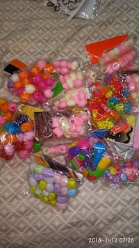 assorted bead pack lot Baltimore, 21216