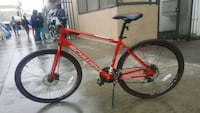 red and black hardtail mountain bike Los Angeles, 90013