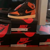 Jordan 1 High OG Shattered Backboard 3.0 Halethorpe, 21227