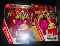 WWE - Hart Foundation Elite Action Fugures Toronto, M8V