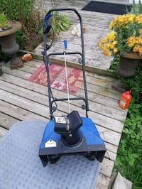 """18"""" Electric snow blower"""