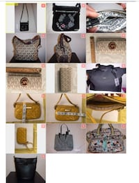 Variety of purses Various prices Avail 3-5pm on Saturday  Spring Valley