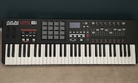 Akai Professional MPK61-Key Controller Woodbridge, 22192