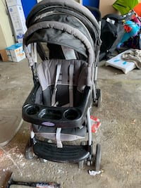 Double stroller by graco