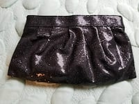 BNIB H&M evening sparkle clutch for holiday party