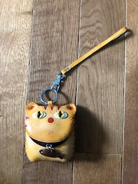 Little cat pouch puuuurfect for a cat lover London, N6L
