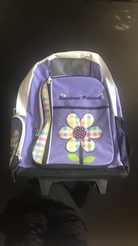 American Princess Rolling Backpack Centreville, 20120