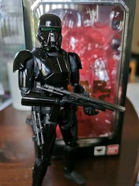 SH Figuarts Star Wars Death Trooper Toronto, M1W