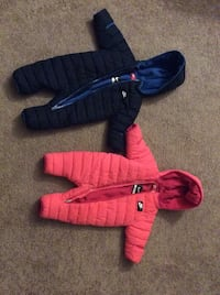 Baby Nike Winter Suits
