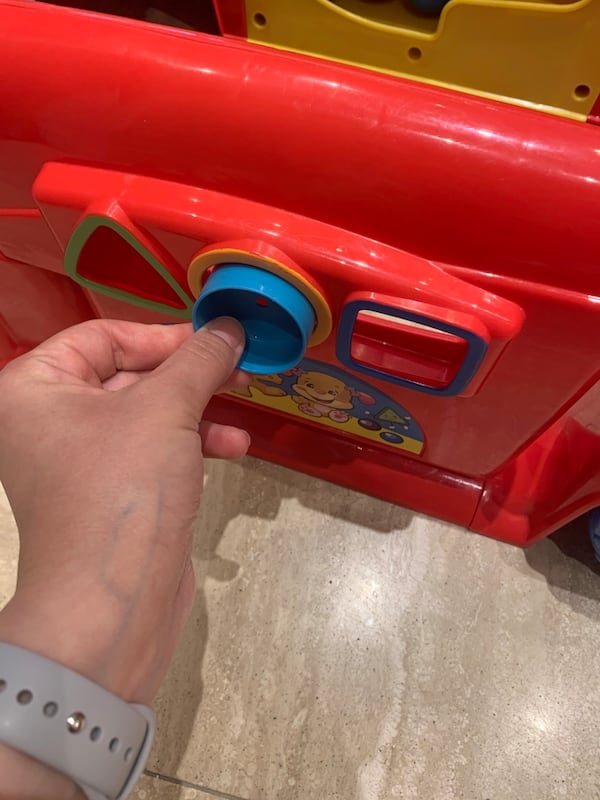 Fisher price car play and learn 9a152292-efb7-4dd3-bab4-fc837a4253d5