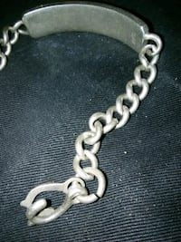 silver-colored chain bracelet San Antonio, 78222